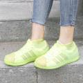 Waterproof Protective Shoe Covers Slip Resistant Rain Boot Covers
