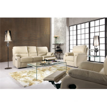 Sofá reclinable eléctrico USA L & P Mechanism Sofa Down Sofa (569 #)