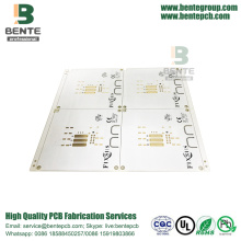 OEM manufacturer custom for Prototype PCB Assembly White Ink PCB Prototype supply to Portugal Exporter