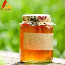 Natureza pura abelha lótus mel