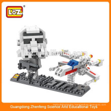 Shantou Toy Factory Loz toy Plastic Mini building block DIY Toy Educational toy for kid