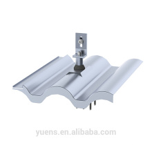 S-shaped Solar Panel Roof Tile Replacement Mount
