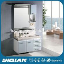 Azul cielo laca diseño moderno montado en la pared SS calidad de viaje Hangzhou muebles