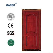 Porte en bois massif de style bref (RA-N030)