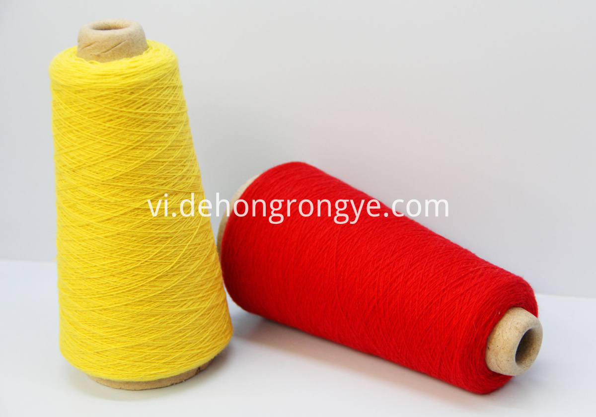 woolen knitted yarn-1