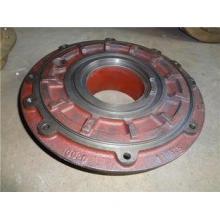 Grey iron GG20 water pump covers casting suction piece ISO9