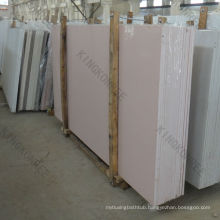 Pink quartz stone, artificial concrete,fake stone panel