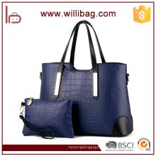 Nouveaux sacs à main tendance 2016 Hot Sell Wallet Ladies Handbag Set