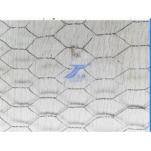 Malla de alambre hexagonal galvanizada de la buena calidad del precio bajo de la fábrica de China