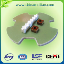 G10 Epoxy Fiberglass Insulation CNC Parts