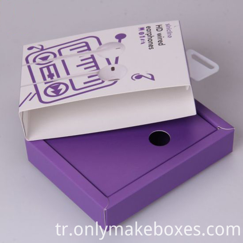 Sport Earphone Box