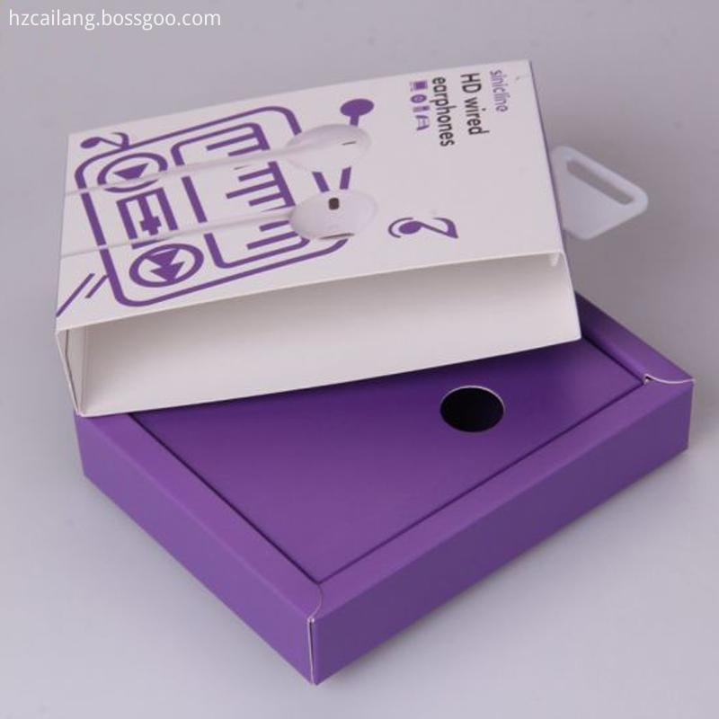 Sport Earphone Box