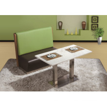 Canton Fair Furniture Coffee Shop Couch and Table (FOH-CBCK60)