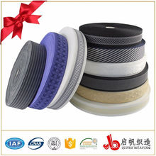 25mm knitted polyester mattress bias tape manufacturer
