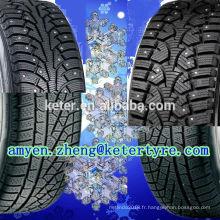 pneus d'hiver cloutables de marque ensoleillée pour le marché européen Made in China