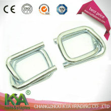 19mm Galvanized Wire Buckles