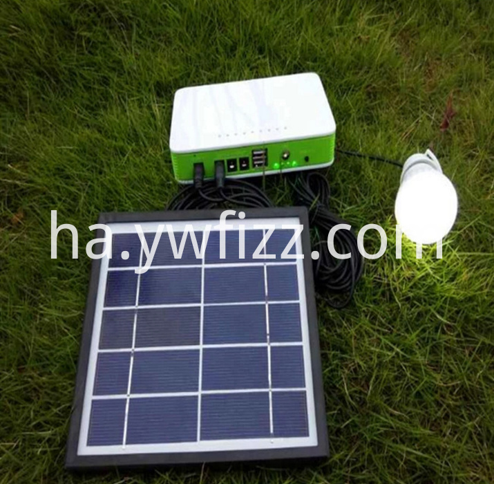 Household Solar Energy Lamp