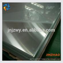 7070 7075 H112 h18 Feuille d'aluminium utilisée à l'usure