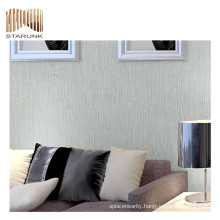water-proof kids pvc woven wall paper for home decoration