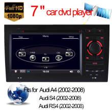 DVD del coche para el jugador de Seat Exeo GPS con MPEG4