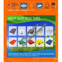 Heavy Duty Poly Tarps