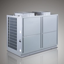 ar para o uso comercial da bomba de calor da água
