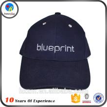 navy blue embroidery baseball hats