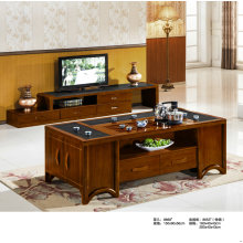 Wooden TV Stand Coffee Table, China Table (8668)