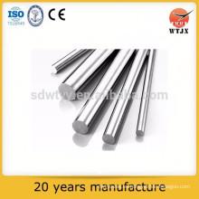Rod de pistón del cilindro hidráulico de la alta calidad para la venta
