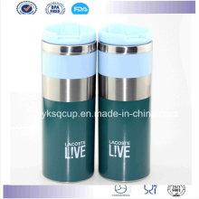 Promotionnel Double paroi isotherme Thermos en acier inoxydable Travel Mug à café