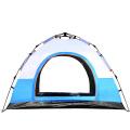 3-4 Pessoas Camping Tent Tipo de Fiação Tendas Automáticas
