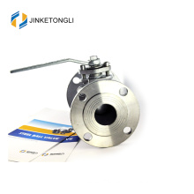 JKTLFB044 90 degree a216 wcb 2pc stainless steel double block and bleed ball valve