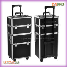 4 in 1 Large Travel Luggage Cosmetic Case (SATCMC019)