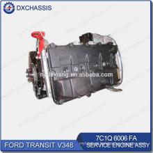 Conjunto de Motor de Serviço de Trânsito Genuíno V348 7C1Q 6006 FA