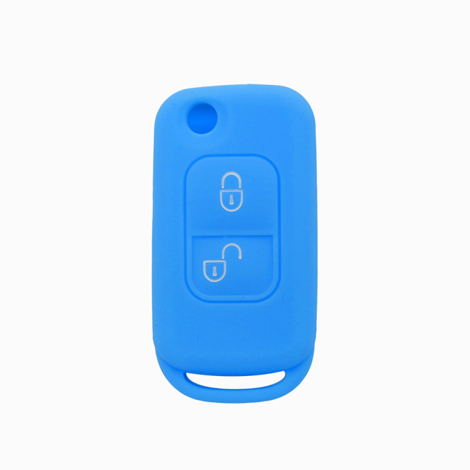 Benz silicone car key cover insurance
