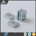 Factory made economic ndfeb heart neodymium magnet
