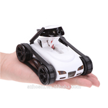 2017 NEW 777-270 Mini RC I Spy WIFI Tank Car Video 0.3MP Camera WiFi Remote Control By Iphone Android Robot with Camera 4CH APP