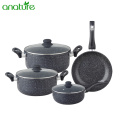 Best Korean Marble Nonstick Stone Coated Cookware
