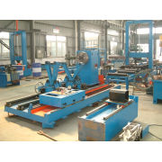 High Precision Gantry Cnc Plasma Straight Line Cutting Machine For Stainless Steel / Non-ferrous Metal