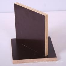 Contraplacado de filme marrom para construção