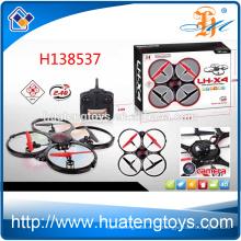 H138537 2.4G 4CH 6-Eje RC Drone RC Quadcopter 3D rodar helicóptero RC UFO con cámara