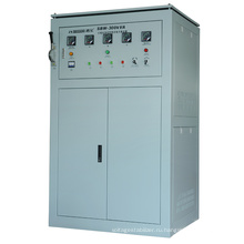 Трехфазный полноавтоматический компенсационный стабилизатор напряжения (SBW) 300k
