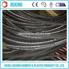 China Jiuxing brand high pressure rubber hose hydraulic hose manufacturer