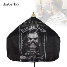 Hairdressing Cape Soft Polyester 145*160cm Haircut Gown Barber Apron Hairdresser Things for Salon