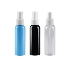 Garrafa cosmética do pulverizador fino claro da névoa, garrafa redonda do parafuso do animal de estimação (PB09)