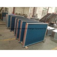 Bobines de refroidissement de l'échangeur de chaleur à air