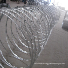 High Quality Razor Barbed Wire Metal Mesh