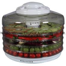 Máquina deshidratadora de alimentos basada en secado superior