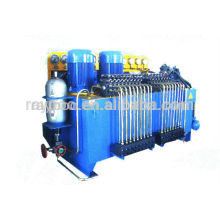 Le système hydraulique est appliqué à la machine de soudage automatique des tuyaux