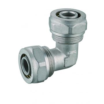 Forged Brass Elbow Compression Fitting